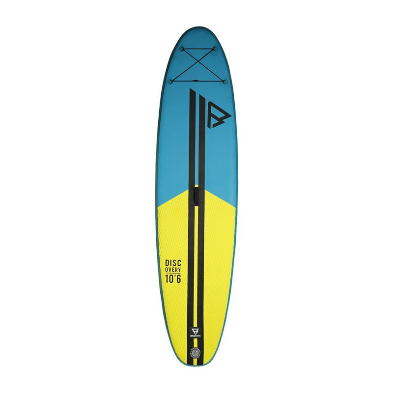 Brunotti Discovery  (green) - boards inflatable sup - Brunotti online shop