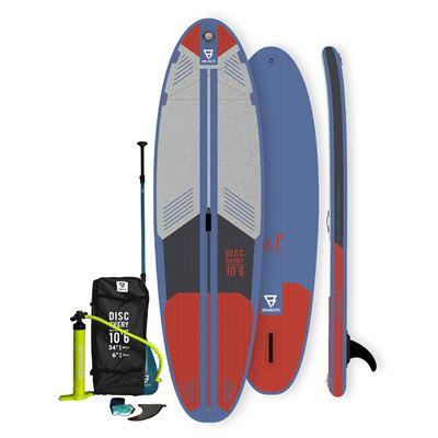 Brunotti Discovery Supboard. Beschikbaar in 10'6 (100603-7200)