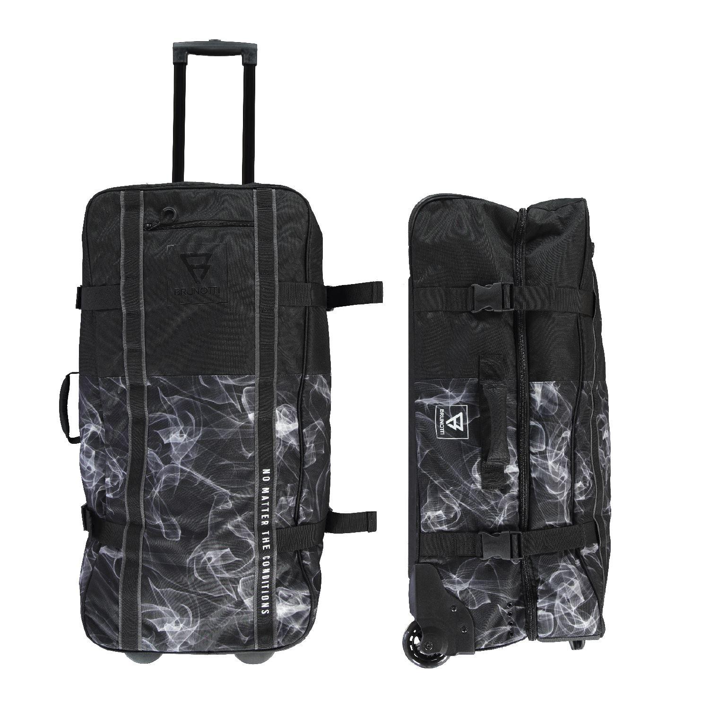 Brunotti Travelbag  (zwart) - heren tassen  - Brunotti online shop
