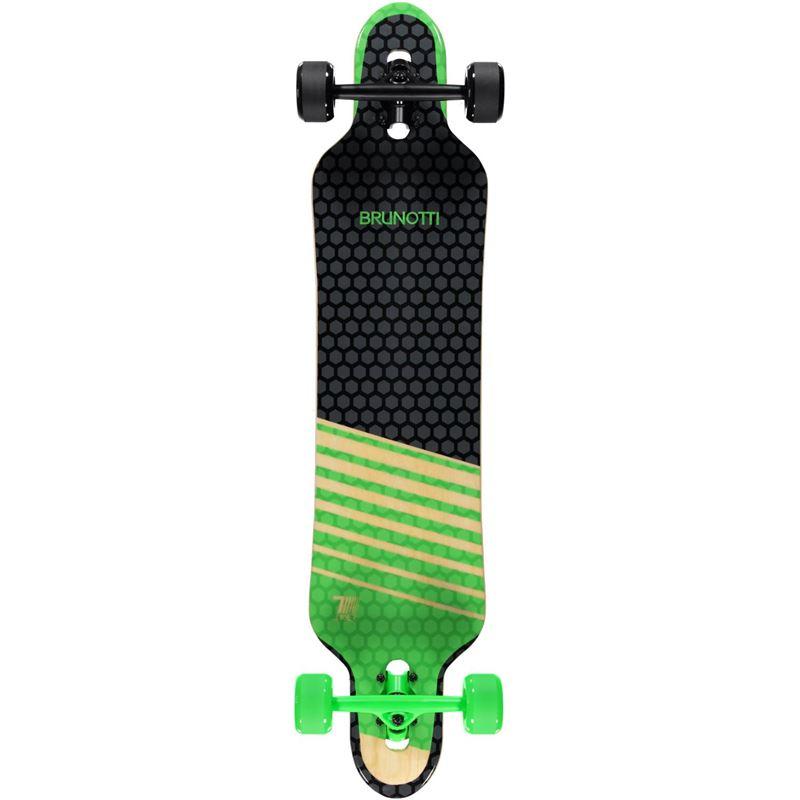 Brunotti Bob  (green) - boards longboards - Brunotti online shop