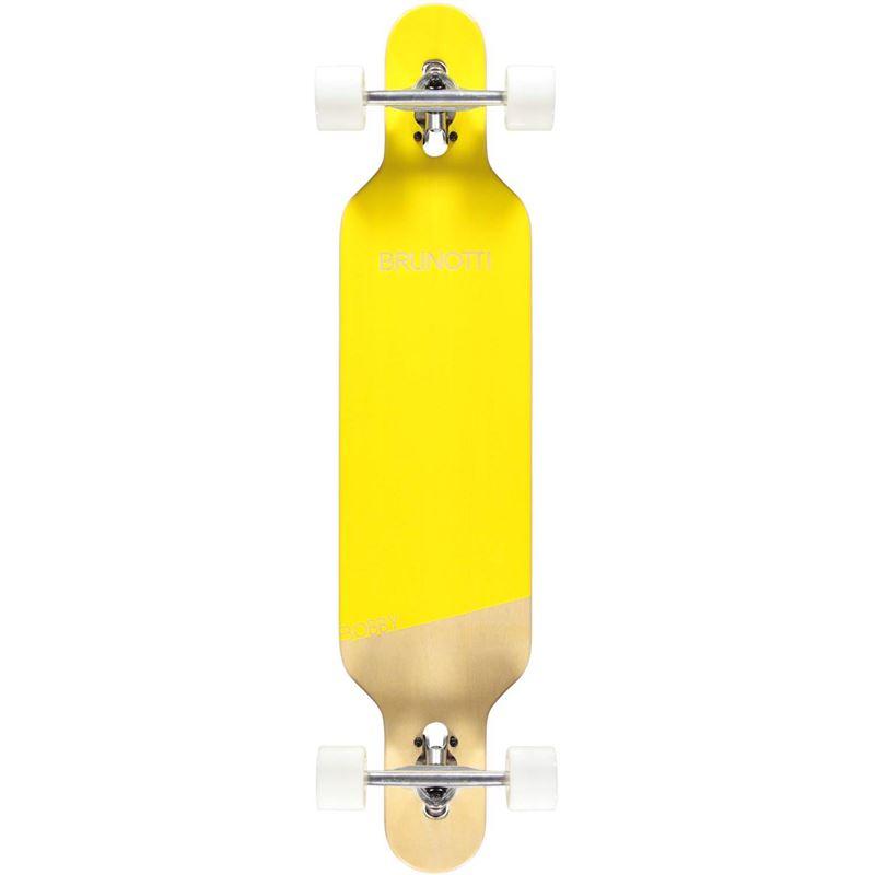 Brunotti Bobby  (geel) - boards longboards - Brunotti online shop