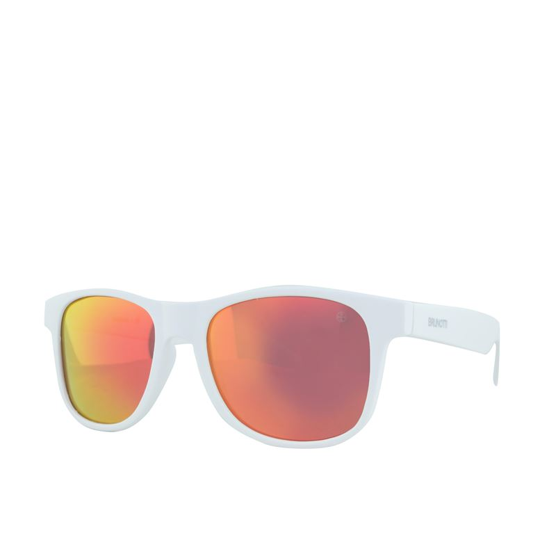 Brunotti Brooke 3 Unisex Eyewear (White) - MEN SUNGLASSES - Brunotti online shop