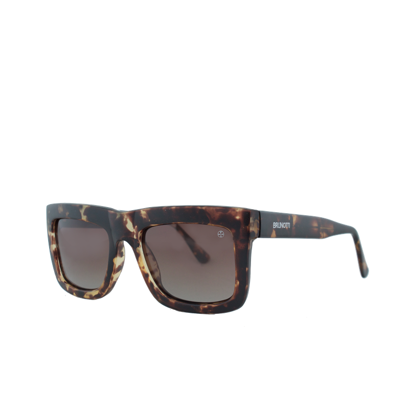 Brunotti Camden 2 Unisex Eyewear (Bruin) - HEREN ZONNEBRILLEN - Brunotti online shop