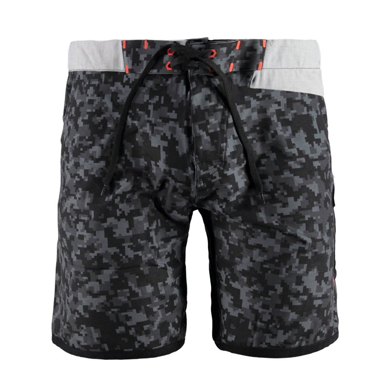 Brunotti Cognetala Men Boardshort (Black) - MEN BOARDSHORTS - Brunotti online shop