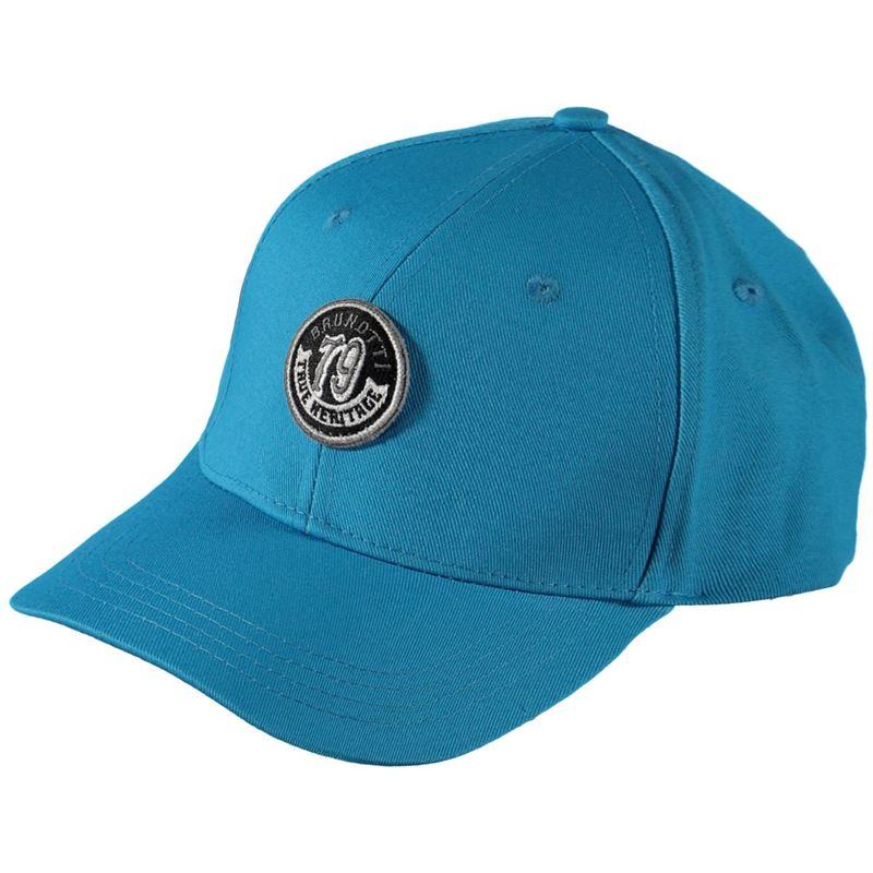 Brunotti Korini  (blauw) - heren caps - Brunotti online shop