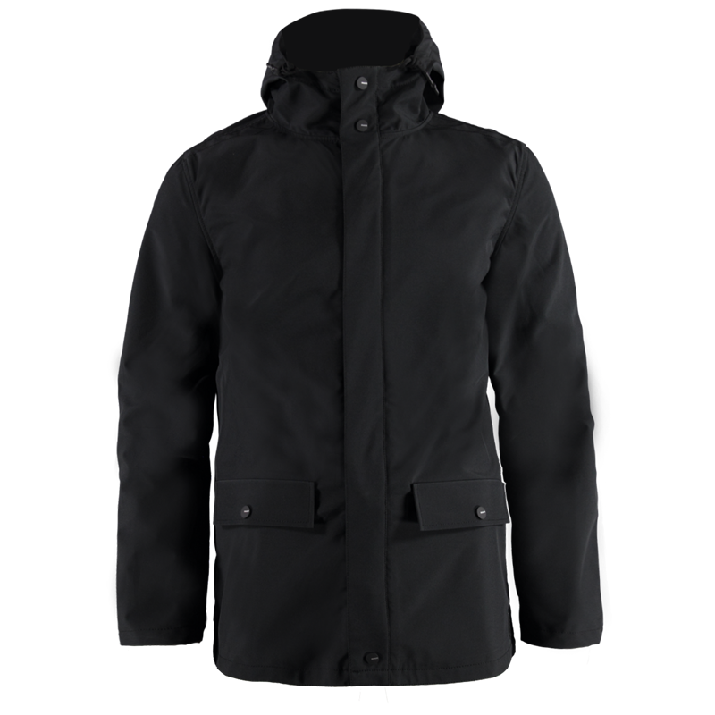 Brunotti Mennea Men Jacket (Black) - MEN JACKETS - Brunotti online shop