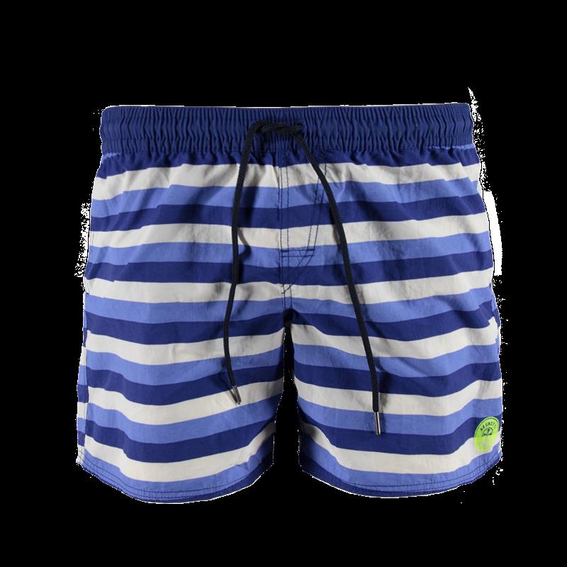 Brunotti Celci Men Short (Blauw) - HEREN ZWEMSHORTS - Brunotti online shop