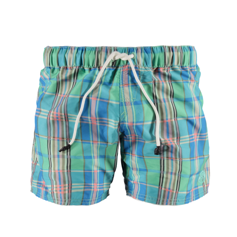 Brunotti Ceonore Men Short (Groen) - HEREN ZWEMSHORTS - Brunotti online shop