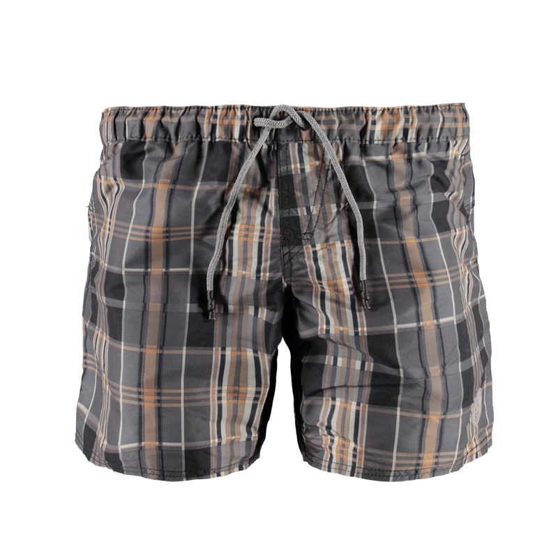Brunotti Ceonore Men Short (Zwart) - HEREN ZWEMSHORTS - Brunotti online shop