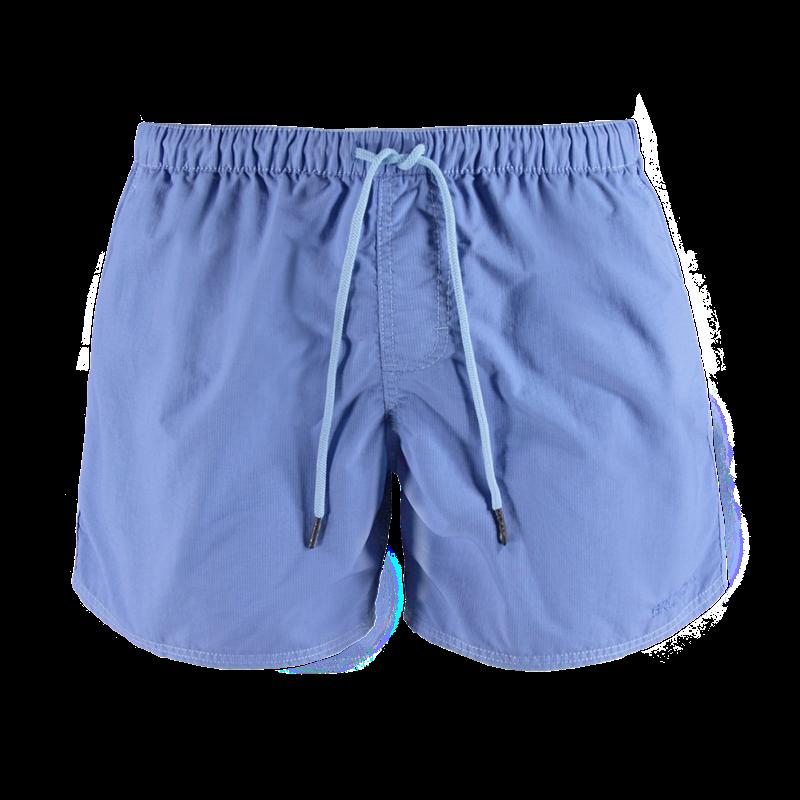 Brunotti Caranto Men Short (Blauw) - HEREN ZWEMSHORTS - Brunotti online shop