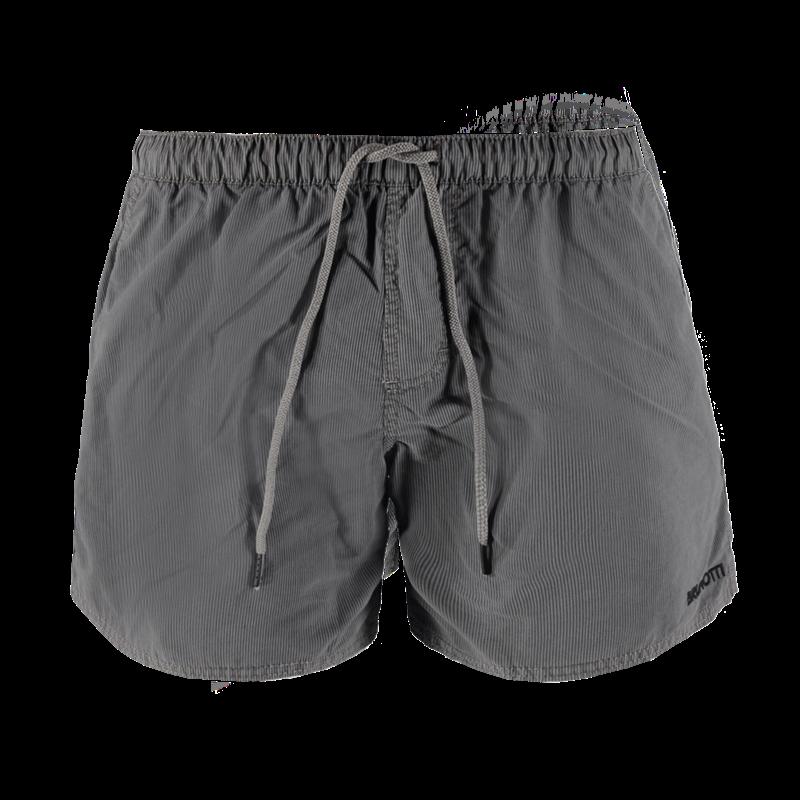 Brunotti Caranto Men Short (Grijs) - HEREN ZWEMSHORTS - Brunotti online shop