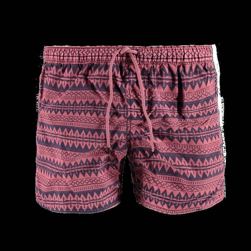 Brunotti Collodi Men Short (Rood) - HEREN ZWEMSHORTS - Brunotti online shop