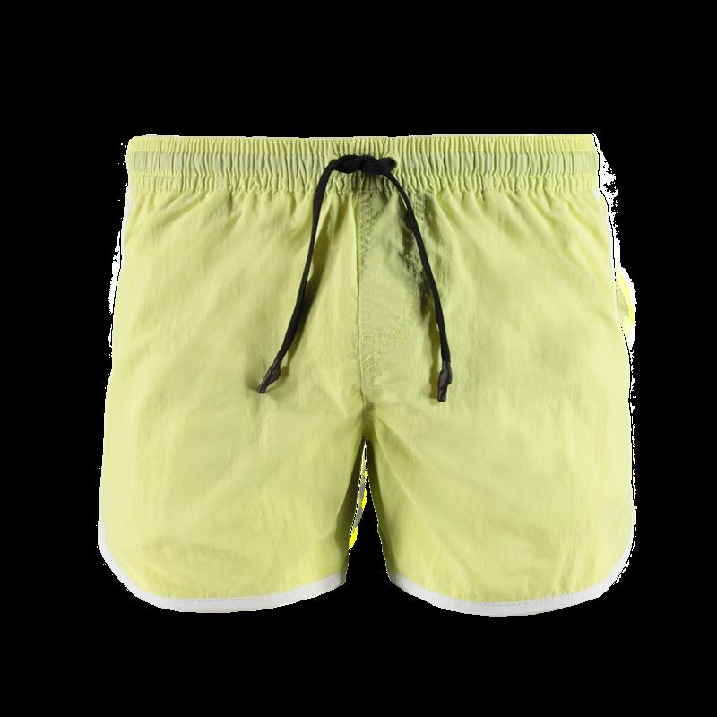Brunotti Cavazzoni Men Short (Geel) - HEREN ZWEMSHORTS - Brunotti online shop