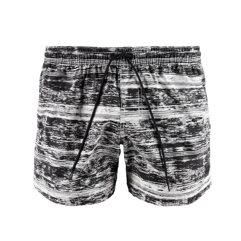 Brunotti Caimmi Men Short (Zwart) - HEREN ZWEMSHORTS - Brunotti online shop