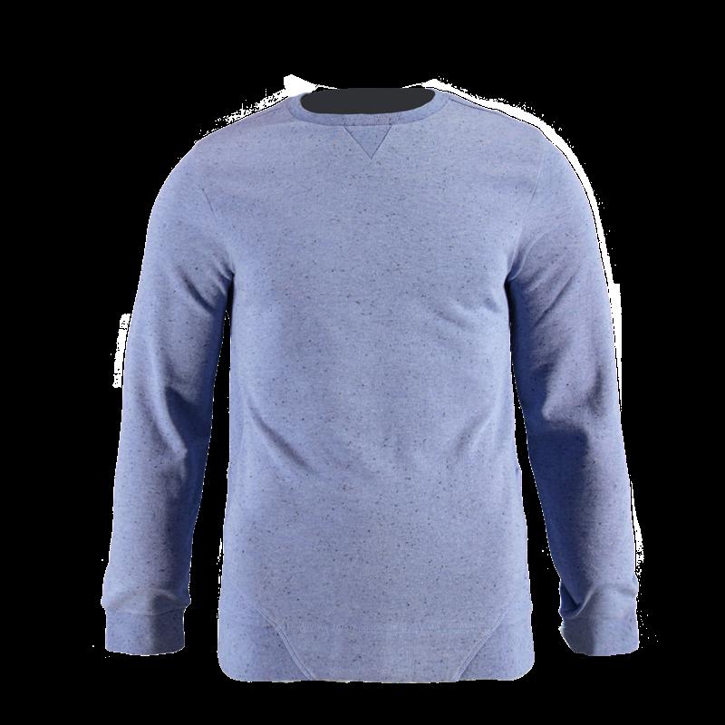 Brunotti Nievo Men Sweat (Blauw) - HEREN TRUIEN & VESTEN - Brunotti online shop