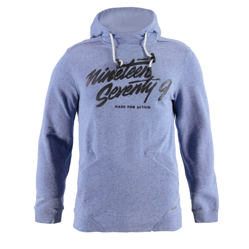 Brunotti Nessi Men Sweat (Blauw) - HEREN TRUIEN & VESTEN - Brunotti online shop