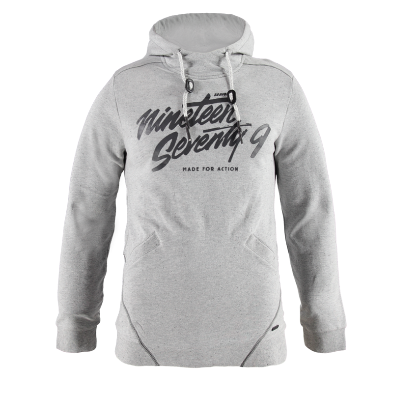 Brunotti Nessi Men Sweat (Grijs) - HEREN TRUIEN & VESTEN - Brunotti online shop