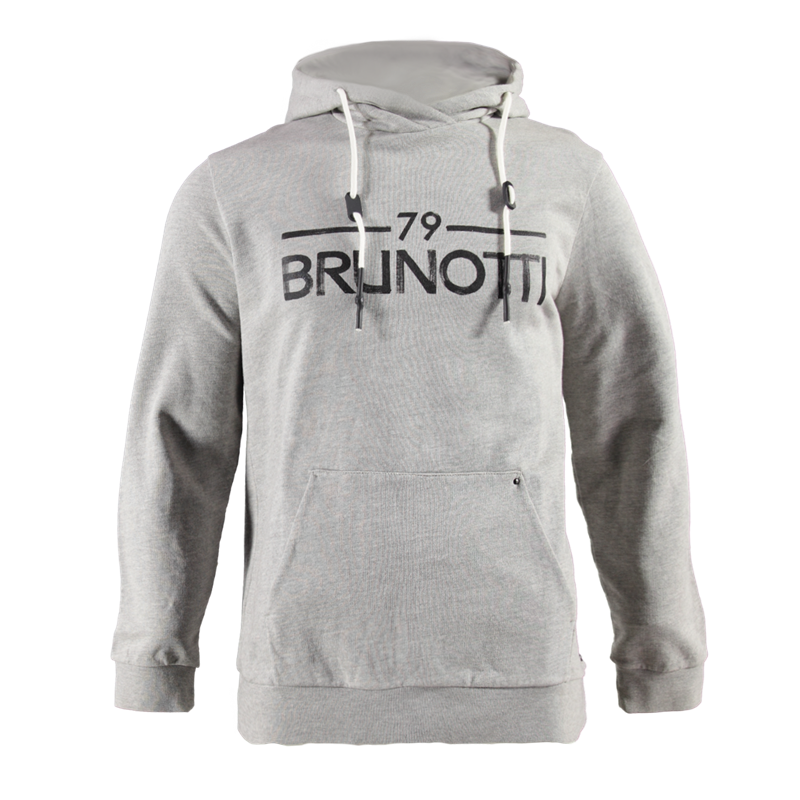 Brunotti Nace Men Sweat (Grijs) - HEREN TRUIEN & VESTEN - Brunotti online shop