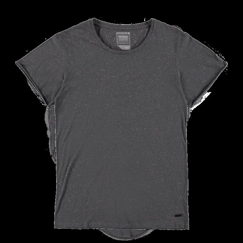Brunotti Aleramo Men T-shirt (Grijs) - HEREN T-SHIRTS & POLO'S - Brunotti online shop