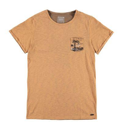 Brunotti Ancona Men T-shirt. Beschikbaar in: S,XXL (161216910-0848)