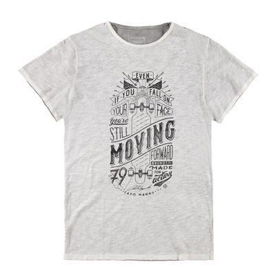 Brunotti Amaldi Men T-shirt. Beschikbaar in: XL,XXL (161216911-004)