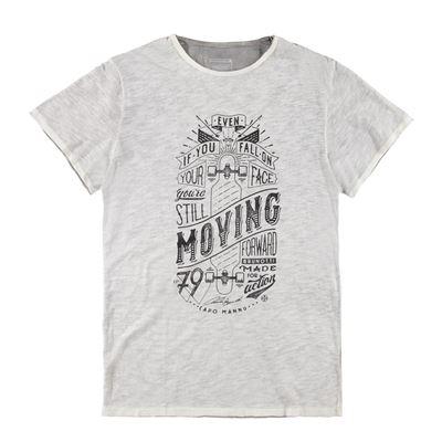 Brunotti Amaldi Men T-shirt. Beschikbaar in: L,XL,XXL (161216911-004)