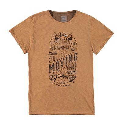 Brunotti Amaldi Men T-shirt. Beschikbaar in: S,XL (161216911-0848)