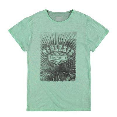 Brunotti Abetti Men T-shirt. Beschikbaar in: S,M,L,XL,XXL (161216912-0625)
