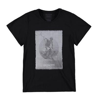 Brunotti Altissimo Men T-shirt. Beschikbaar in: S,M,XXL,XXXL (161216916-099)