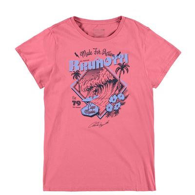 Brunotti Andante P-109 Men T-shirt. Beschikbaar in: S,M,XXL (161216920-0370)