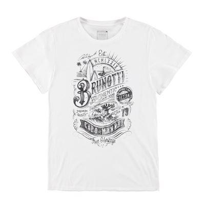 Brunotti Andante P-110  Men T-shirt. Beschikbaar in: S (161216924-000)