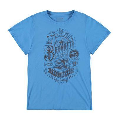 Brunotti Andante P-110  Men T-shirt. Beschikbaar in S,L,XXL (161216924-0452)