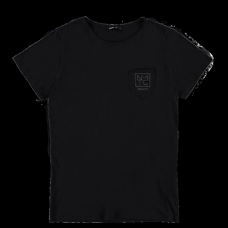 Brunotti Ariatti Men T-shirt (Black) - MEN T-SHIRTS & POLOS - Brunotti online shop