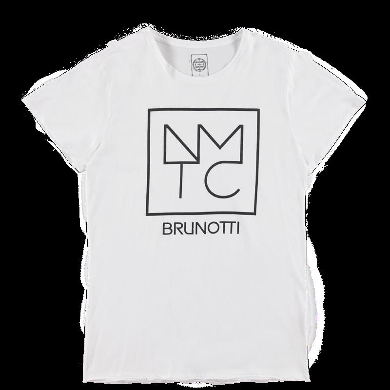 Brunotti Anemi Men T-shirt (Wit) - HEREN T-SHIRTS & POLO'S - Brunotti online shop