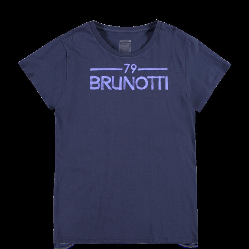 Brunotti Ardanti Men T-shirt (Blauw) - HEREN T-SHIRTS & POLO'S - Brunotti online shop
