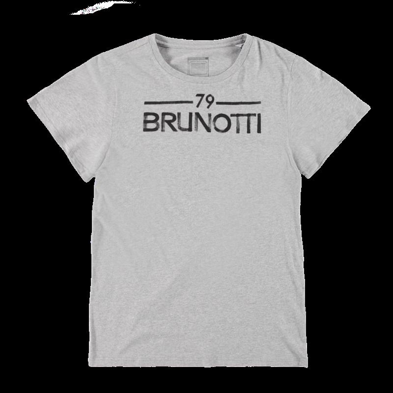Brunotti Ardanti Men T-shirt (Grijs) - HEREN T-SHIRTS & POLO'S - Brunotti online shop