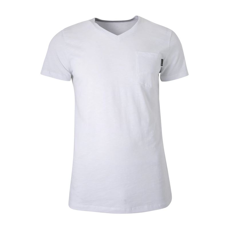 Brunotti Adrano  (white) - men t-shirts & polos - Brunotti online shop