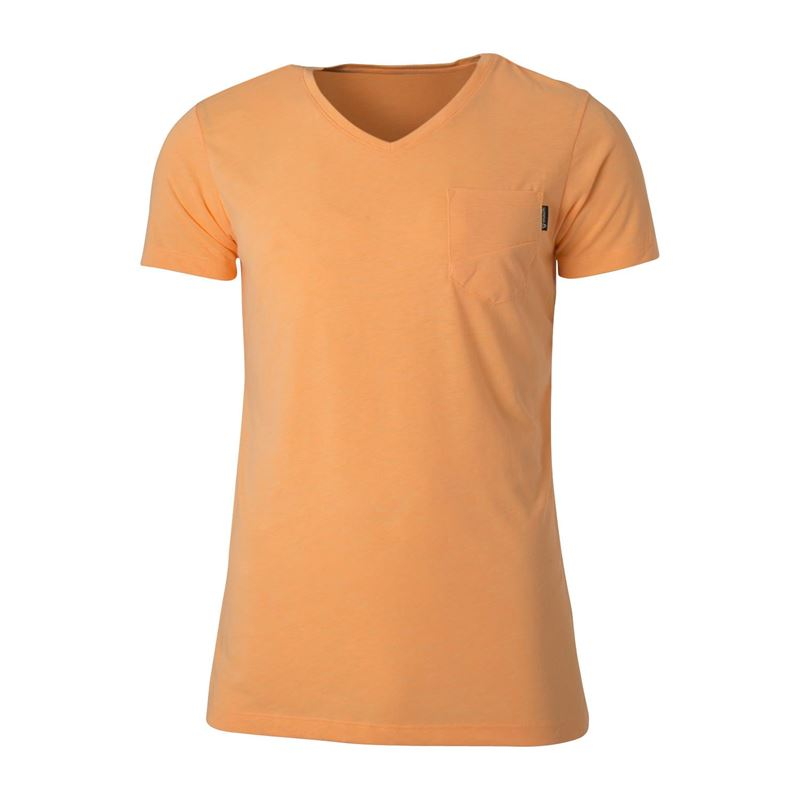 Brunotti Adrano  (orange) - men t-shirts & polos - Brunotti online shop
