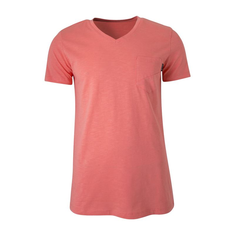 Brunotti Adrano  (pink) - men t-shirts & polos - Brunotti online shop