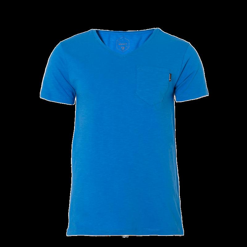 Brunotti Adrano N Men T-shirt (Blue) - MEN T-SHIRTS & POLOS - Brunotti online shop