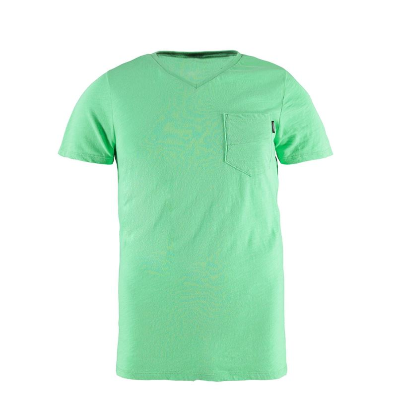 Brunotti Adrano N Men T-shirt (Green) - MEN T-SHIRTS & POLOS - Brunotti online shop