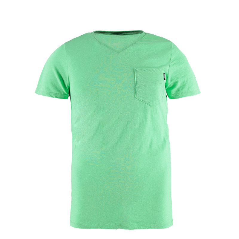 Brunotti Adrano N Men T-shirt (Groen) - HEREN T-SHIRTS & POLO'S - Brunotti online shop