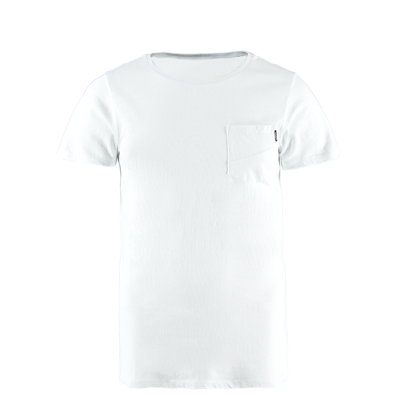 Brunotti Alonte N Men T-shirt (Wit) - HEREN T-SHIRTS & POLO'S - Brunotti online shop