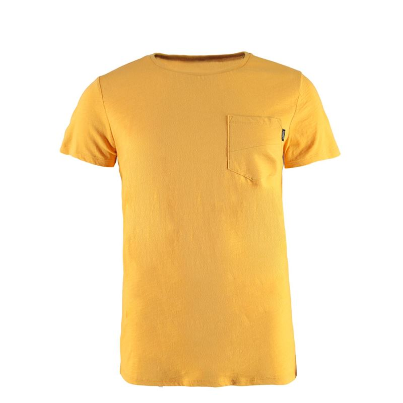 Brunotti Alonte N Men T-shirt (Orange) - MEN T-SHIRTS & POLOS - Brunotti online shop