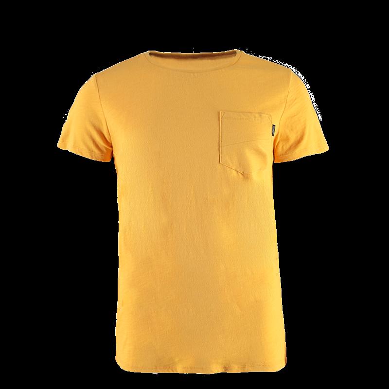 Brunotti Alonte N Men T-shirt (Orange) - MEN T-SHIRTS & POLOS - Brunotti online shop