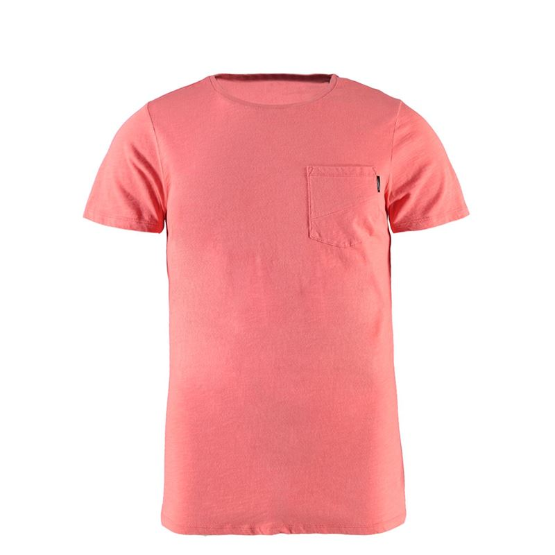 Brunotti Alonte N Men T-shirt (Roze) - HEREN T-SHIRTS & POLO'S - Brunotti online shop