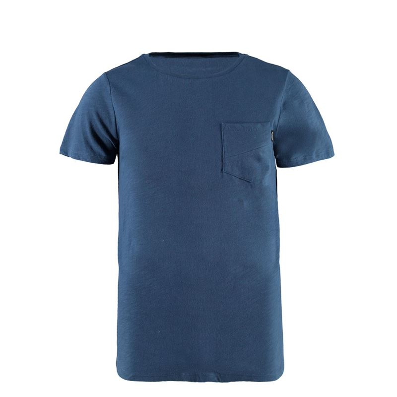 Brunotti Alonte N Men T-shirt (Blauw) - HEREN T-SHIRTS & POLO'S - Brunotti online shop