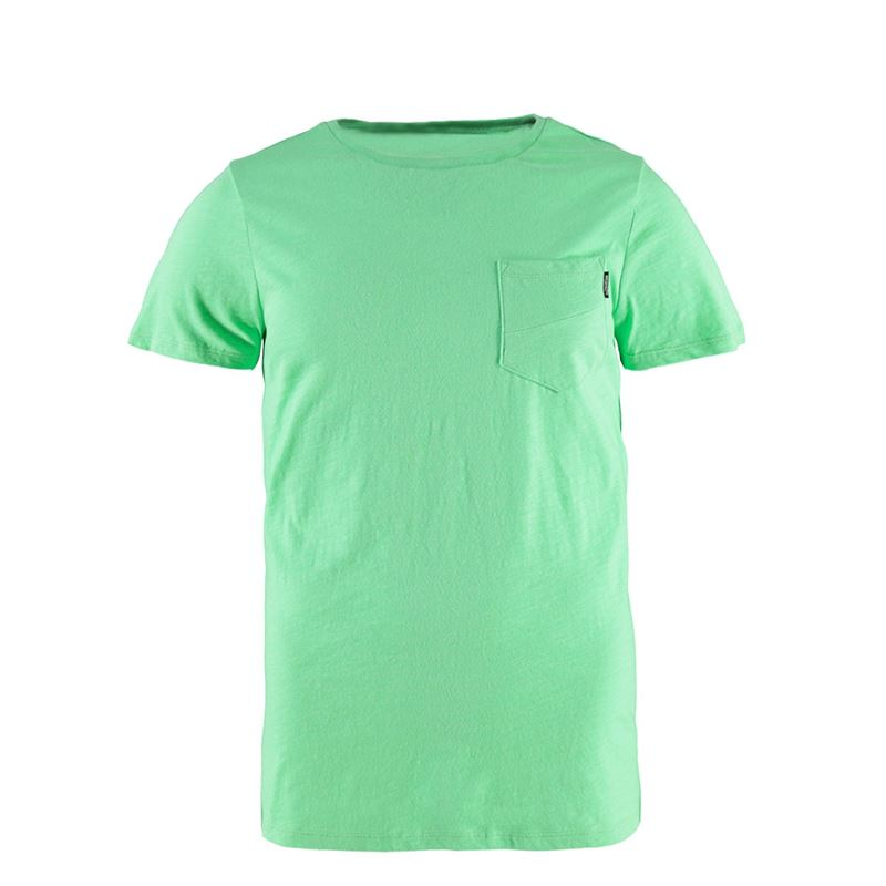 Brunotti Alonte  (groen) - heren t-shirts & polo's - Brunotti online shop