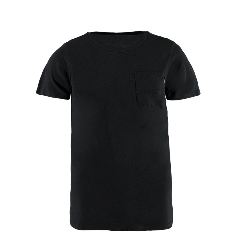 Brunotti Alonte N Men T-shirt (Zwart) - HEREN T-SHIRTS & POLO'S - Brunotti online shop