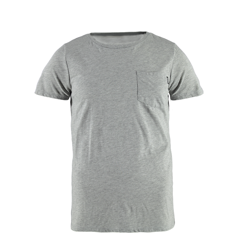 Brunotti Alonte N Men T-shirt (Grijs) - HEREN T-SHIRTS & POLO'S - Brunotti online shop